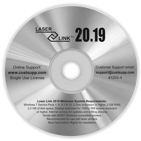 Tax Software by Laser Link