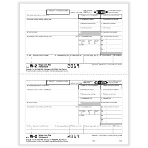 Pressure Seal Tax Forms