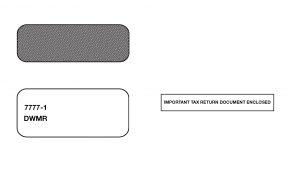 Envelope DWMR