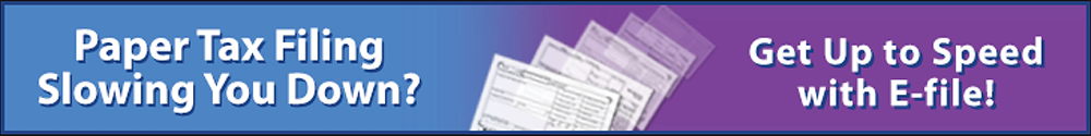 E Tax Form Filling