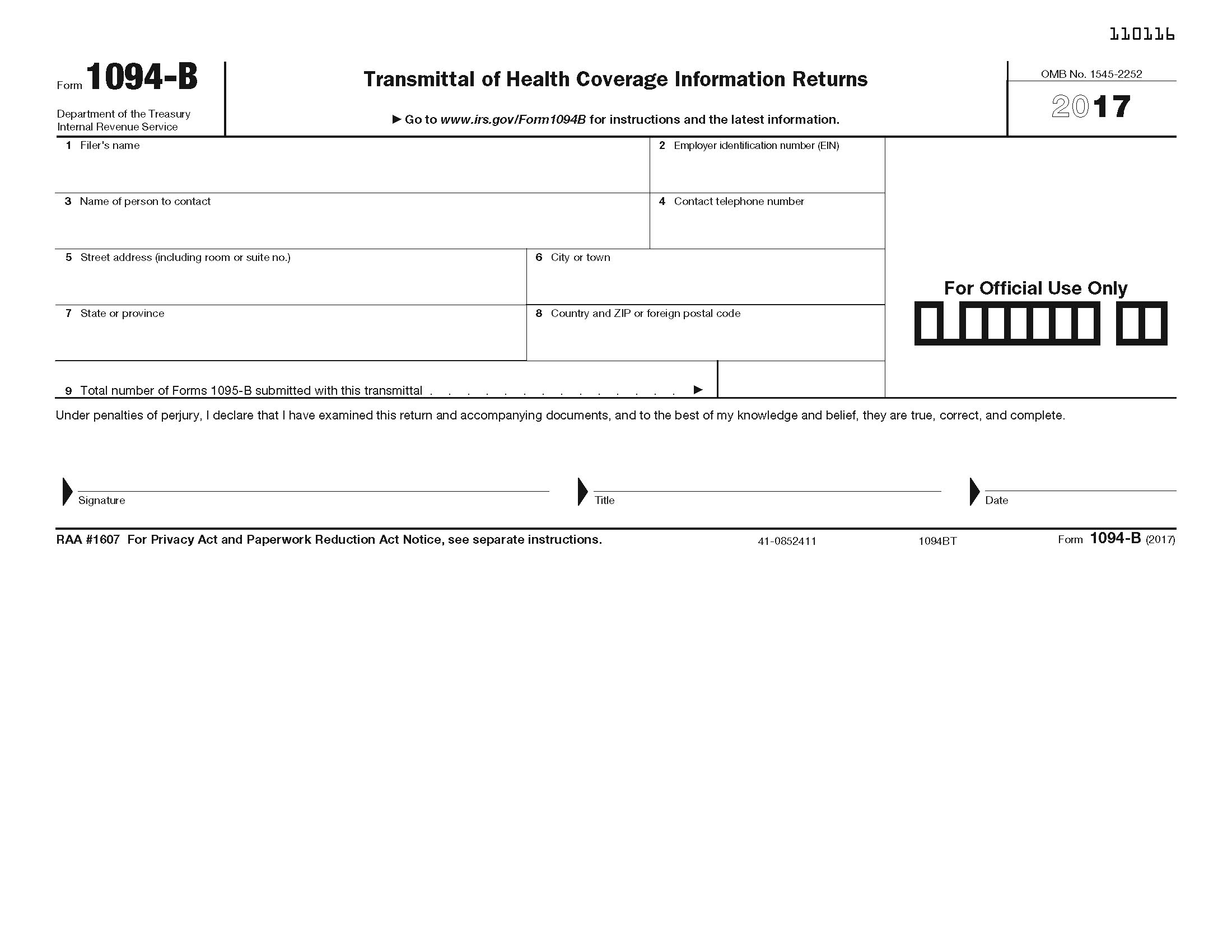 W-2 Laser Federal IRS Copy A