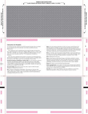 1099NEC-Blank Back 2021